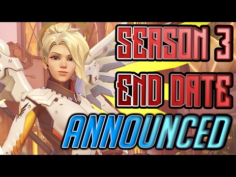 Overwatch Season 3 ENDS SOON! Including Rewards / Competitive Points! - PVP Live