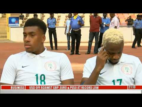 Sports Tonight: There Is No way Algeria Will Avoid Defeat-- S.Eagles Media Officer Pt.2