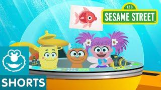Sesame Street: Underwater Pictures | Abby's Amazing Adventures
