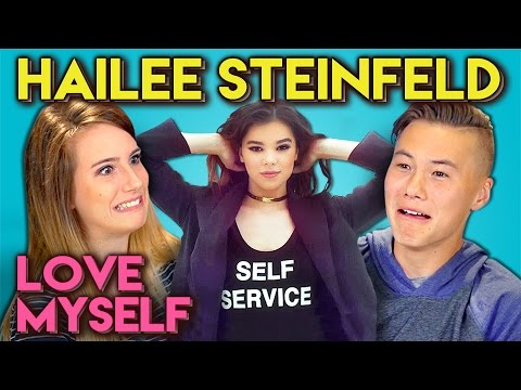 HAILEE STEINFELD - LOVE MYSELF (Lyric Breakdown)