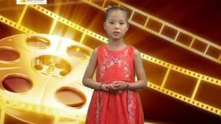 Đào tạo MC - THỰC HÀNH TRƯỜNG QUAY MC Nhí Đông Anh - MC Linh Trang
