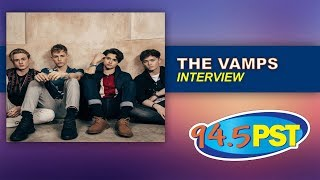 Carmen Interviews The Vamps