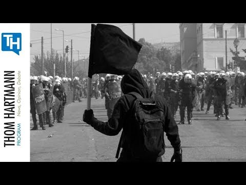The Antifascists Are On Our Side? (w/guest Mark Bray)