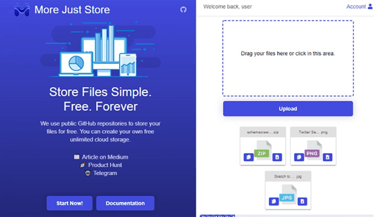 How to Create Your Own Cloud Storage to Store Unlimited Files for Free