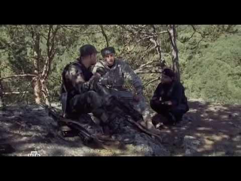 Стреляющие горы (2011) 1 серия Военные фильмы и сериалы Россия
