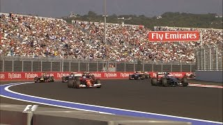 Russian Grand Prix 2014 Race Edit