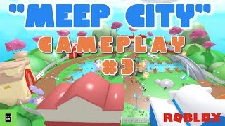 Meep City Kids Roblox Game 'Lets go School and Fishing' - Gameplay #3