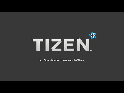 Tizen Overview