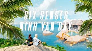 Kỳ Nghỉ Trăm Triệu Tại Six Senses Ninh Vân Bay (Part 1) - Quang Vinh Passport