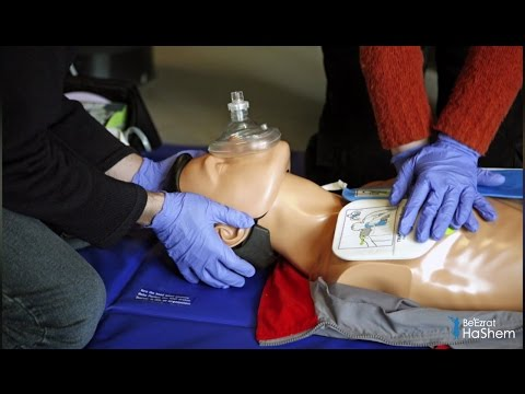 Divine Knowledge In The Torah: CPR and Tracheotomy. (3 minutes)