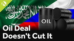 Oil Deal Doesn't Cut it | OANDA MarketPulse