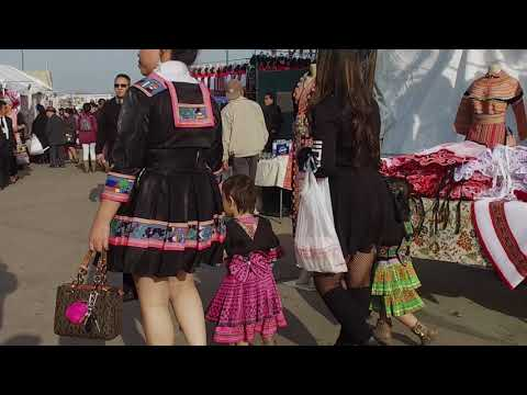 Fresno Hmong Cultural New Year Celebration 2017-2018