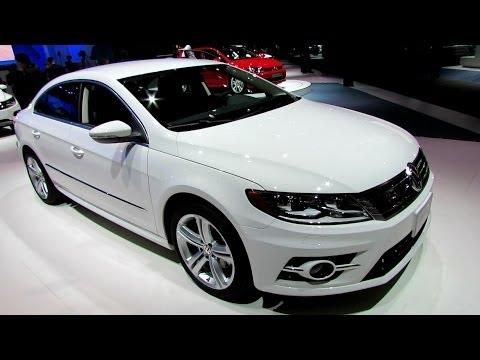2014 Volkswagen CC 2,0T R-Line - Exterior and Interior Walkaround - 2013 LA Auto Show