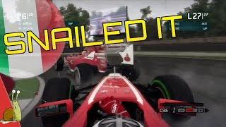 F1 2013 Career: Snailed It #6 - Italian GP