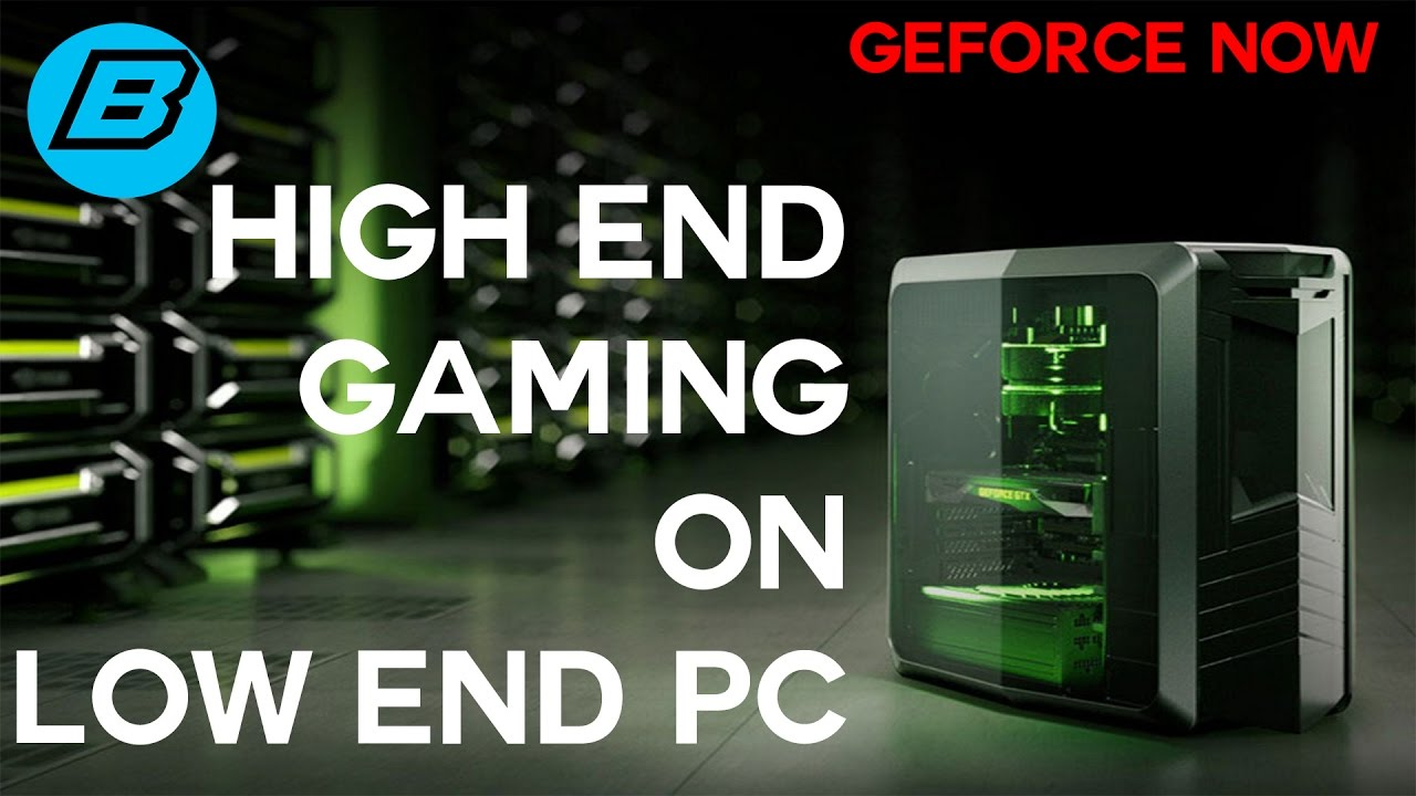 nvidia geforce now servers
