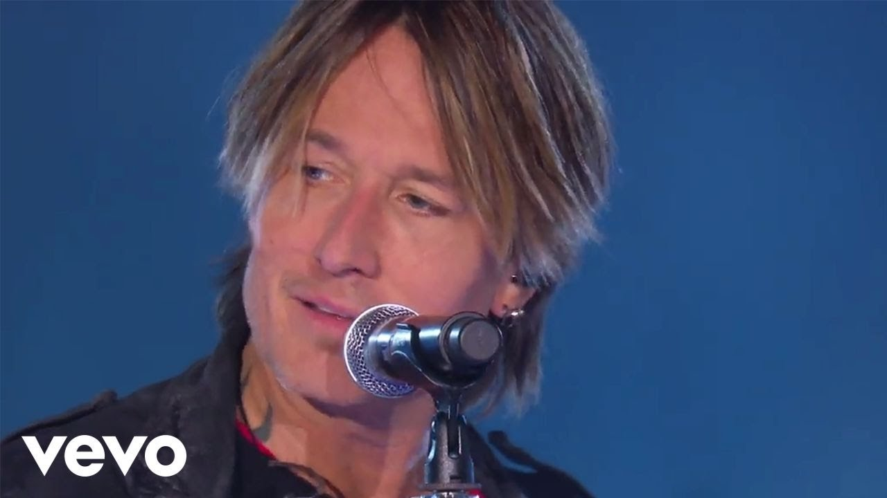 Keith Urban - Medley (Live From The Grey Cup)