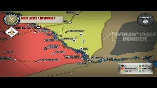 Обзор военных действий в Сирии. 3 сентября 2018г.