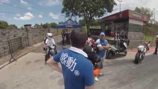 ThePrSu - SE PREPARANDO PARA O TEST DRIVE MT-09 NO ECPA !!!