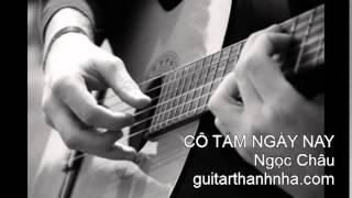 CÔ TẤM NGÀY NAY - Guitar Solo