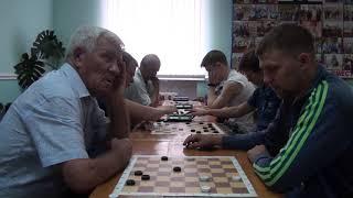Сюжет от 13.08.2019: Шахматно-шашечный турнир