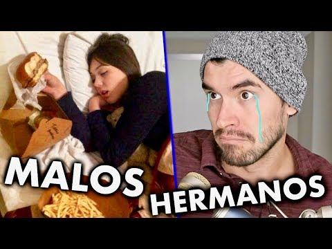 LOS PEORES HERMANOS DEL MUNDO !!