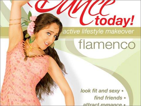 "Puela Lunaris ""Dance Today! Flamenco"" DVD :: WorldDanceNewYork.com :: DVDs Shipped Worldwide!"