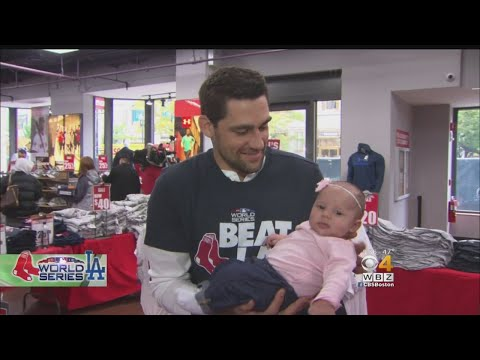Nathan Eovaldi Surprises Fans Ahead Of World Series Game 2
