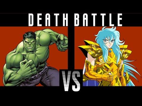 MUGEN MASTER LEAGUE #1 - HULK VS APHRODITE [IDA]