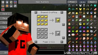 Como Instalar o MOD Not Enough Items no Minecraft!