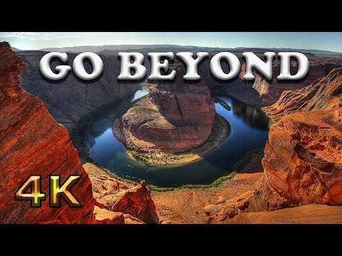 'Go Beyond' 4K Ultra HD Time Lapse