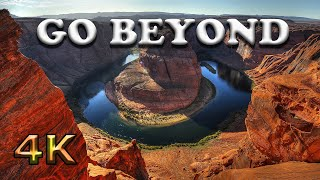 """Go Beyond"" 4K (ULTRA HD) Time Lapse"