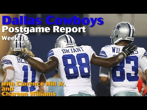 Cowboys Clinch NFC East Title! Postgame Report: Dallas Cowboys vs. Indianapolis Colts