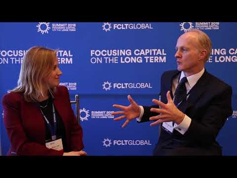 Insights for the Long Term: Mark Machin, CPPIB