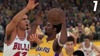 NBA 2K18 Kobe Bryant MyCareer #7   Triple Double With Kobe!  