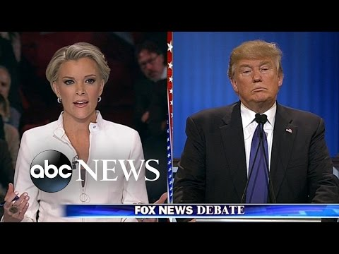 Donald Trump, Megyn Kelly Feud HIGHLIGHTS