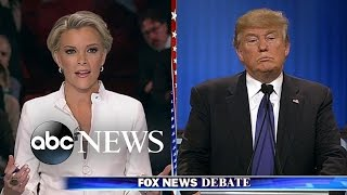 Repeat youtube video Donald Trump, Megyn Kelly Feud HIGHLIGHTS
