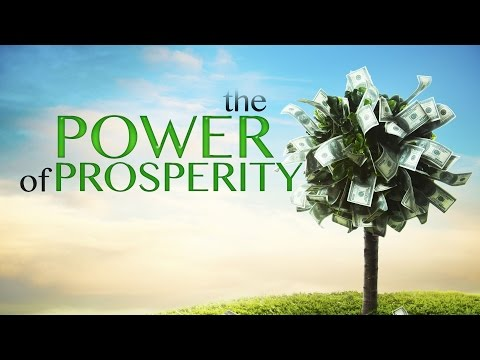 The Power Of Prosperity: A Choice of Good or Evil (Sermon)