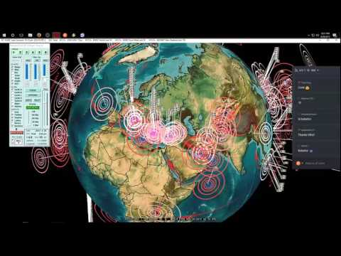4/29/2017 -- Nightly Earthquake Update + Forecast -- Unrest spreads from W. Pacific + Japan on watch