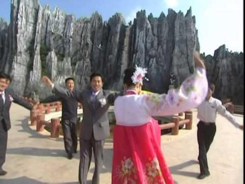Arirang folk song in the Democratic People's Republic of Korea