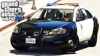 GTA 5 LSPDFR Live! SP #52 - Crazy Day in Richman