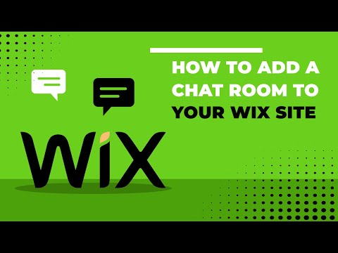 Wix Chat How To Add A Room Your Site Few