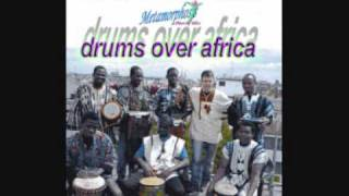 African Beat / Drums over Africa / Djembe-Trommeln