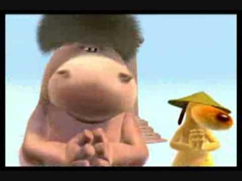 У бегемота нету талии мультфильм
