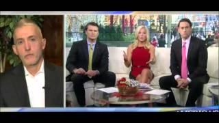 Trey Gowdy responds to Donald Trump criticism of him