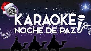CANCIONES DE NAVIDAD KARAOKE 2017 VILLANCICOS Solo música con letra para cantar en español