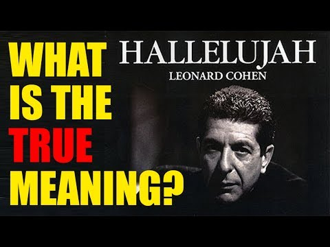 Hallelujah: The True Meaning of a Beautiful Song