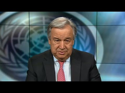 """The Secretary-General's message at the """"Democratic Republic of the Congo Humanitarian Conference"""""""