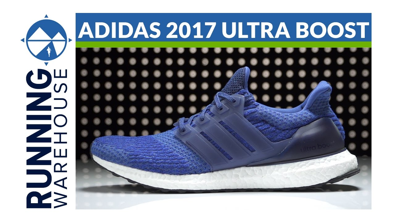 adidas 2017 Ultra Boost for Men. Running Warehouse