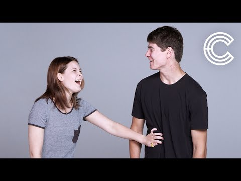 Couples Describe the Best Intimate Moment They've Had with an Ex | Couples Describe | Cut