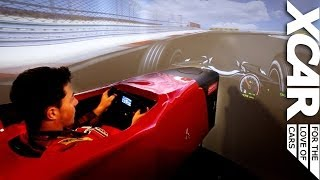 The Most Advanced Formula 1 Simulator In The World - XCAR